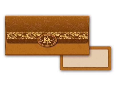 Obrázek Obálka na peníze elegantní