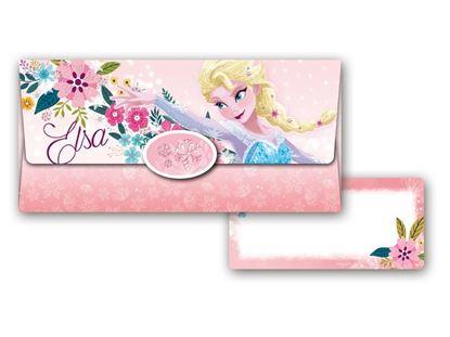 Obrázek Obálka na peníze dětská - Elsa
