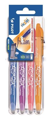 Obrázek FriXion Set2Go - Ball 0,7 mm / 4 ks / nové barvy