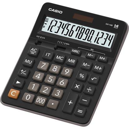 Obrázek Casio GX 14B stolní kalkulačka displej 14 míst