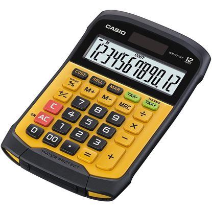 Obrázek Casio WM 320 MT stolní kalkulačka VODODĚSNÁ displej 12 míst