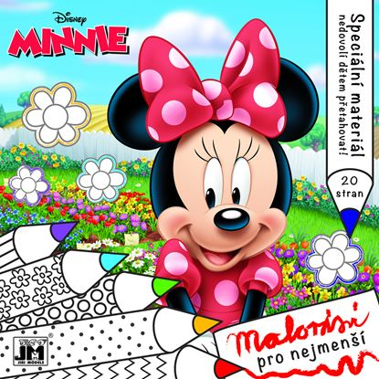 Obrázek Malování pro nejmenší - Minnie
