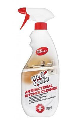 Obrázek Antibakteriální čisticí prostředek do kuchyně - 750 ml s rozprašovačem