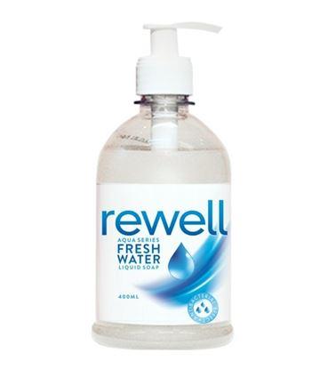 Obrázek Mýdlo tekuté Fresh water - antibakteriální / 400 ml