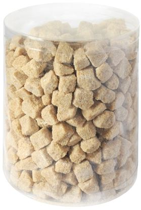 Obrázek Cukr - třtinový / kostky / 2 kg / v dóze