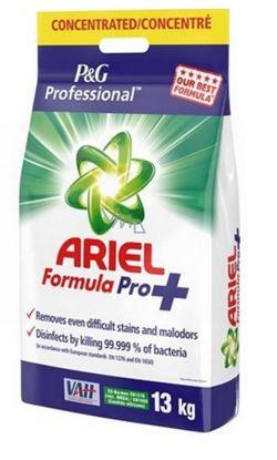 Obrázek Prací prášek Ariel Formula Pro DEZINFEKČNÍ - 13 kg