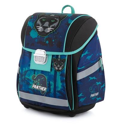 Obrázek Školní batoh PREMIUM LIGHT / Panter / pro děti od 121 cm