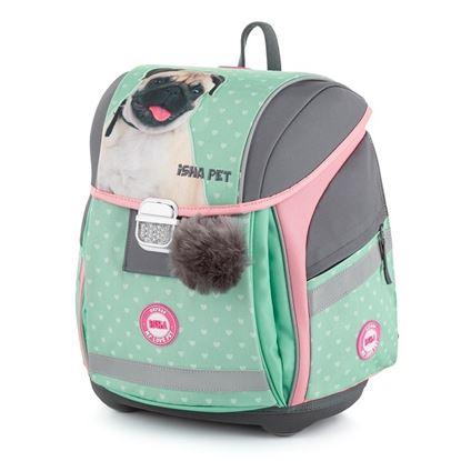 Obrázek Školní batoh PREMIUM LIGHT - ISHA - My love Pet / pro děti od 121 cm