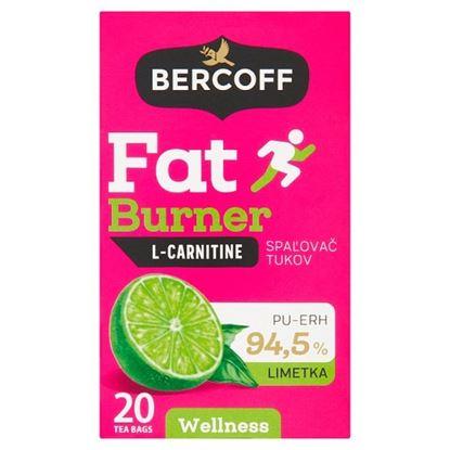 Obrázek Čaj Fat Burner - spalovač tuků + L-carnitine / limetka