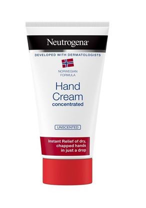 Obrázek Krém na suché ruce Neutrogena - 50 ml / neparfémovaný