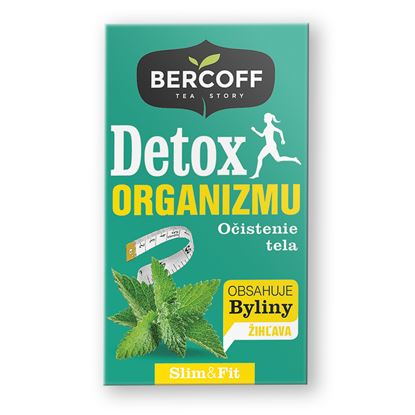 Obrázek Čaj Detox organizmu
