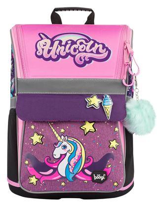 Obrázek Školní batoh Zippy Unicorn