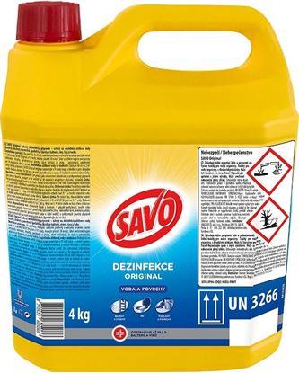 Obrázek Desinfekce Savo / 4 l