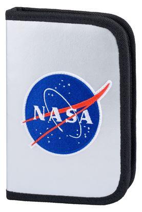 Obrázek Školní penál NASA - 1 patrový / 2 chlopně