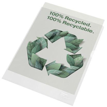 Obrázek Zakládací obal tvar L - A4 / 100 ks / 100 mic. / recyklovatelný