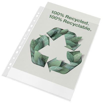 Obrázek Závěsný obal Copy - A4 / 100 ks / 70 mic. / recyklovatelný
