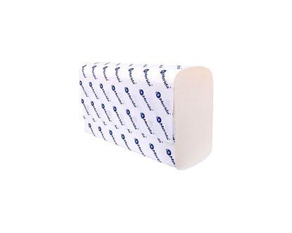 Obrázek Merida papírové ručníky skládané Z-Z SLIM bílé 2-vrstvé 200 ks