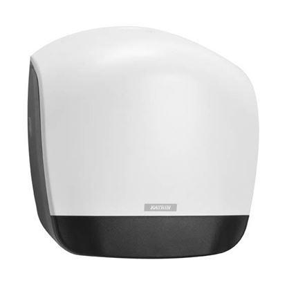 Obrázek Zásobník na toaletní papír Jumbo Katrin - Maxi / 301 x 450 x 146 mm