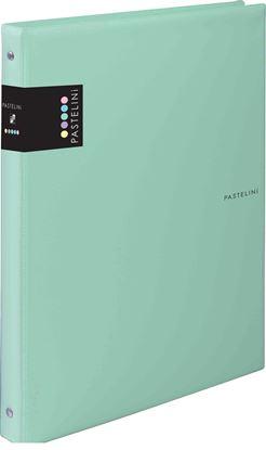 Obrázek Kroužkové záznamníky Karis PASTELINI - A4 / zelená