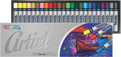 Obrázek Pastely olejové Artist - 24 barev