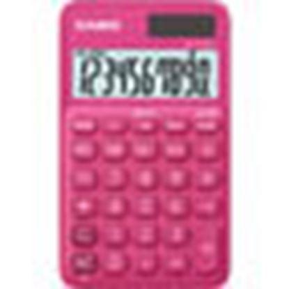 Obrázek Kalkulačka Casio SL 310 UC - diplej 10 míst / červená