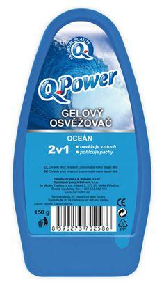 Obrázek Q-power gel oceán 150 g