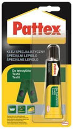 Obrázek Lepidlo Pattex - Textil / 20 g