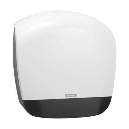 Obrázek Zásobník na toaletní papír Jumbo Katrin - Mini / 239 x 245 x 151 mm