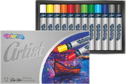 Obrázek Pastely olejové Artist - 12 barev