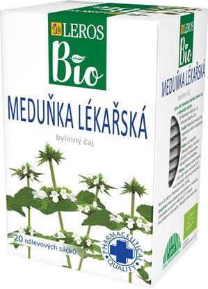 Obrázek Čaj BIO - Meduňka
