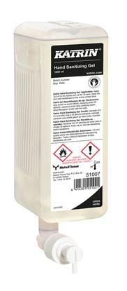 Obrázek Dezinfekce na ruce gelová Katrin - 1000 ml