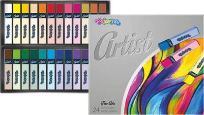 Obrázek Pastely suché Artist - 24 barev