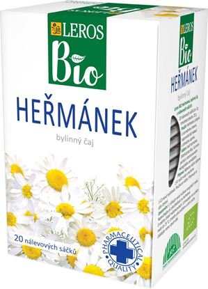 Obrázek Čaj BIO - Heřmánek
