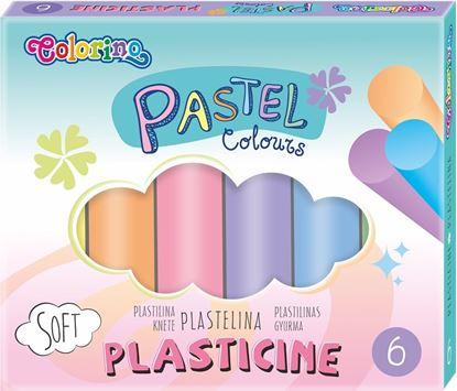 Obrázek Modelovací hmota - Pastel / 6 barev
