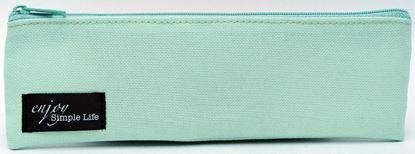 Obrázek Pouzdro na tužky Etue - Pastel  / zelená
