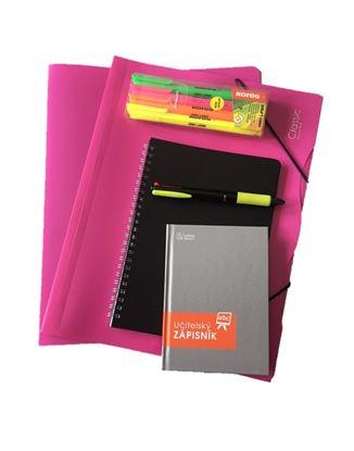 Obrázek Balíček pro učitele - magenta