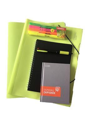 Obrázek Balíček pro učitele - zelená