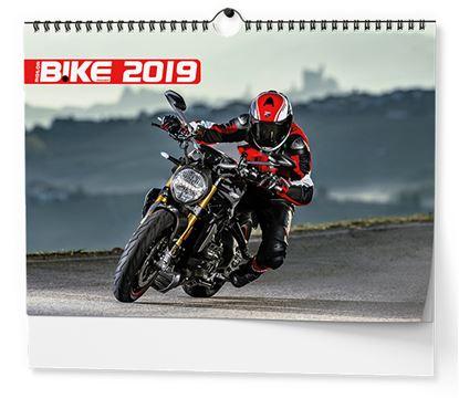 Obrázek Baloušek tisk 2021 Motorbike - nástěnný kalendář BNE1