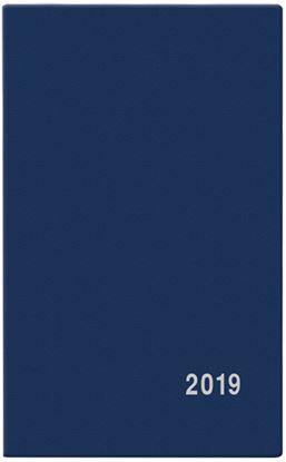Obrázek Baloušek tisk Alois PVC kapesní čtrnáctidenní 2021 modrá