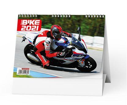 Obrázek Kalendář stolní -  Motorbike/ BSF8
