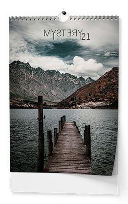Obrázek Kalendář nástěnný - Mystery - Dan Baloušek / BNG13 / A3