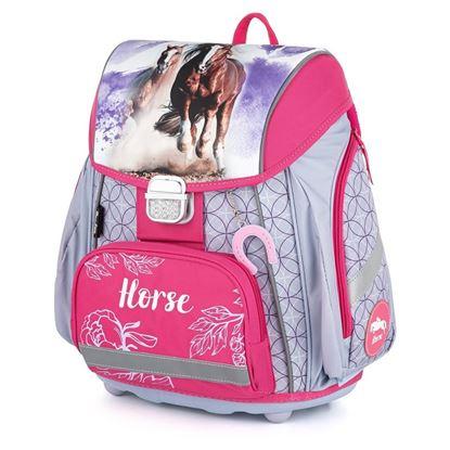 Obrázek Školní batoh PREMIUM / Kůň