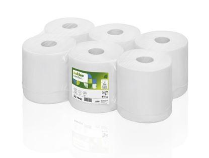 Obrázek Satino ručníky v rolích CLOU COMFORT 1-vrstvé 300 m 6 ks