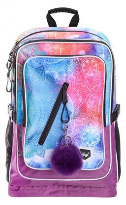 Obrázek Školní batoh Cubic - Mandala