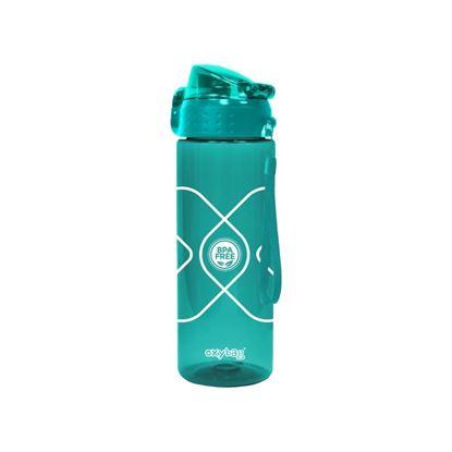 Obrázek Láhev na pití Tritan - 600 ml / modrá