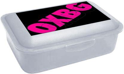 Obrázek Box na svačinu OXY pink