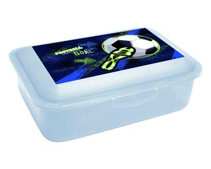 Obrázek Box na svačinu Fotbal