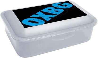 Obrázek Box na svačinu OXY blue