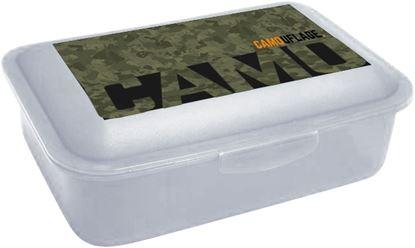 Obrázek Box na svačinu Army