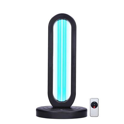 Obrázek UV lampa pro dezinfekci prostor - černá